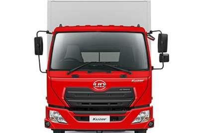 Eicher Pro 3008 LWB with 5.2m Van Body Truck