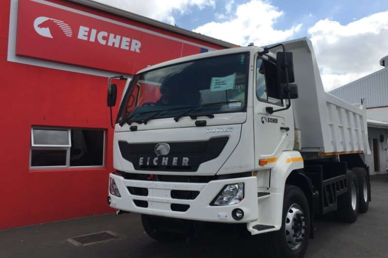 Eicher Tipper Eicher 6025T 10m³ Domex Tipper Truck