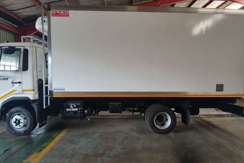 Eicher Truck Van body New Eicher 3008 Van Body 2020