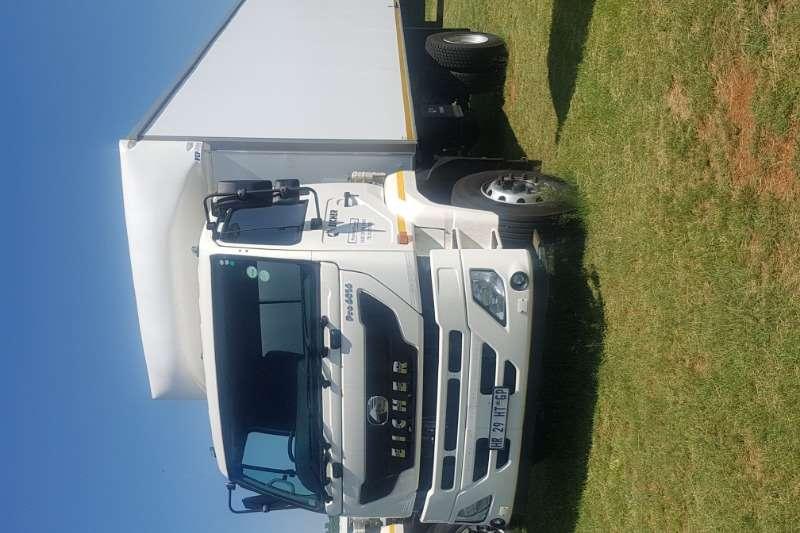 Eicher Truck Van body PRO 6016 2018