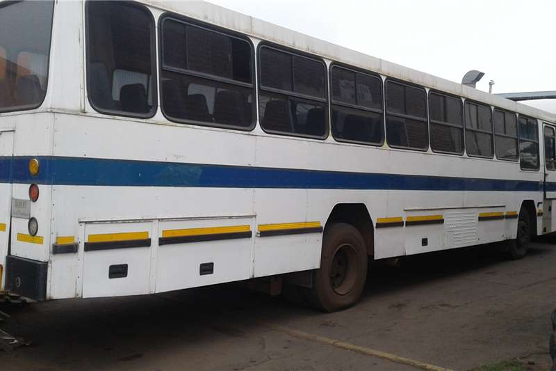 ERF 60 seater Buses