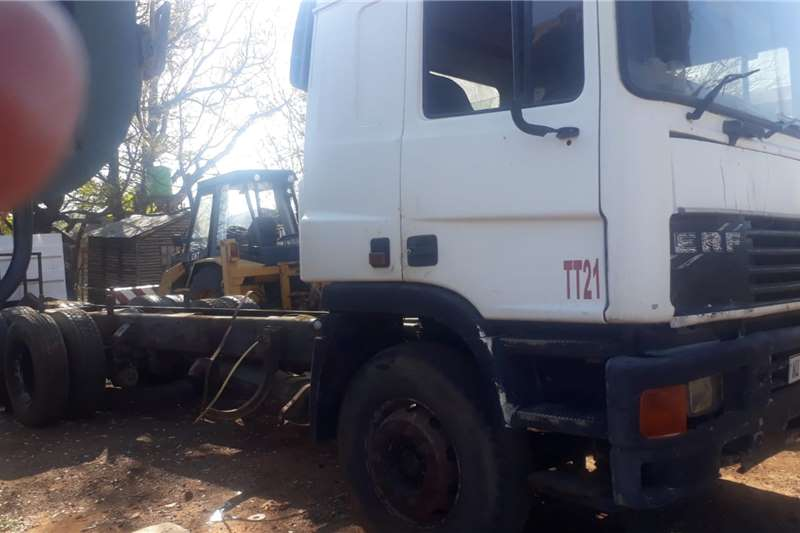 ERF Chassis cab trucks ERF EC10 CHASSIS CAB 2 AXLE
