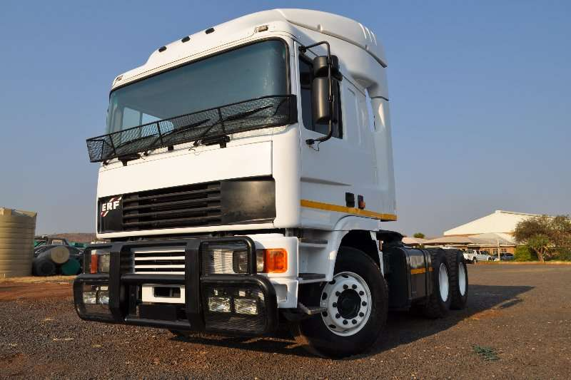 ERF Truck-Tractor DE FLEETED EC410 1995