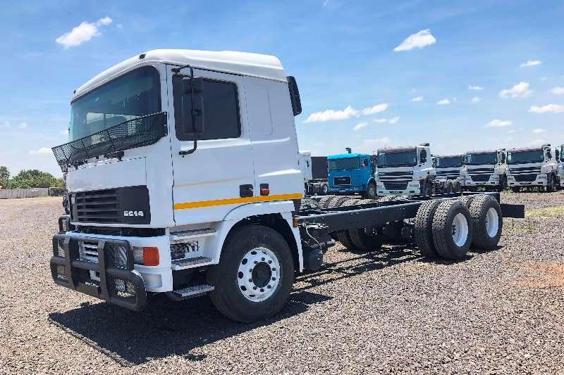 ERF Truck-Tractor RIGID EC410 1995