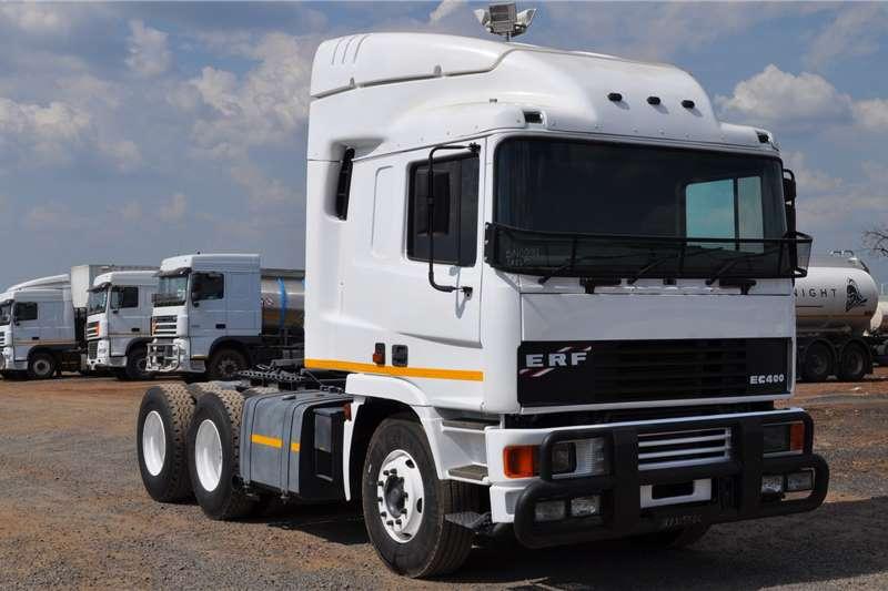 ERF Truck tractors REFURBISHED ERF EC 14 CELECT +