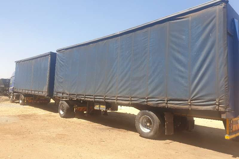 ETE Trailers Tautliner Ete interlink tautliner 1993