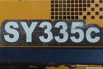 SANY SY335C EXCAVATOR Excavators