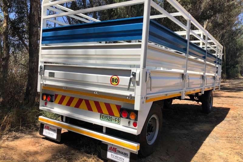 Farm trailer 2014 JME CATTLE TRAILER 2014