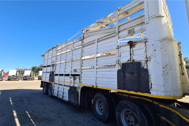 Farm trailer 2016 Torro Cattle / Livestock Trailer 2016