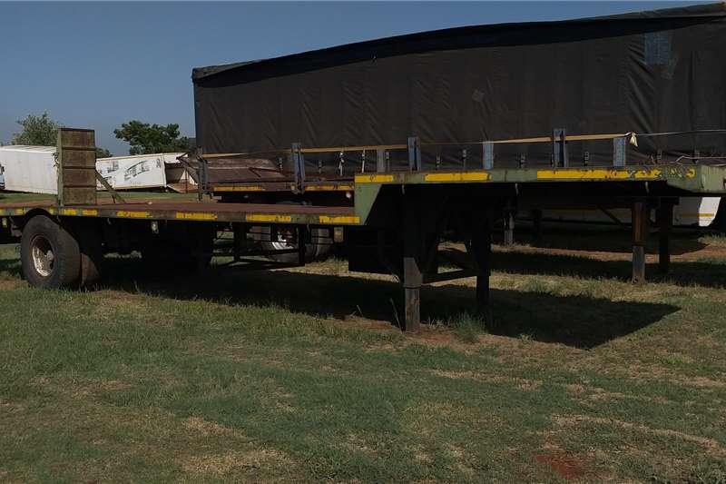 Farm trailer Home Built Farm Trailer