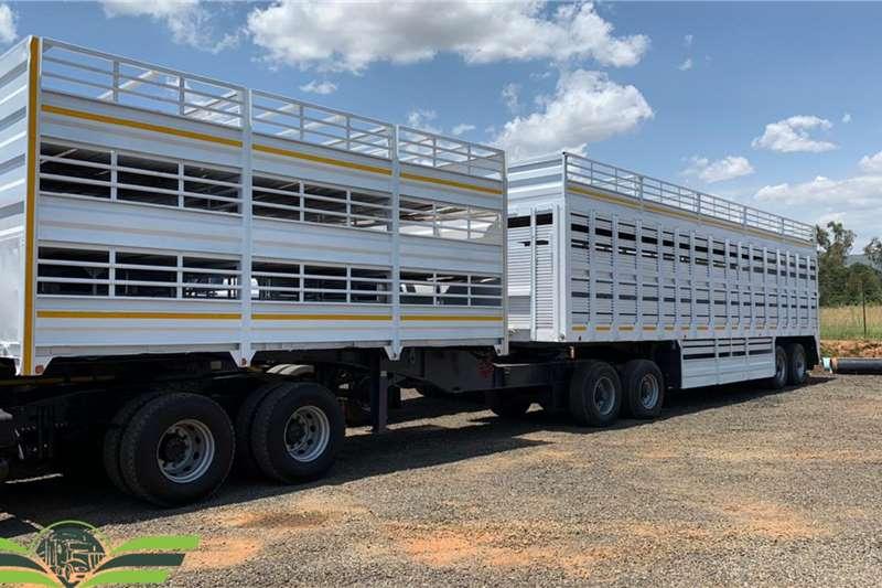 Farm trailer Livestock Trailer