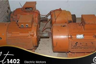Electric Motors Farming spares