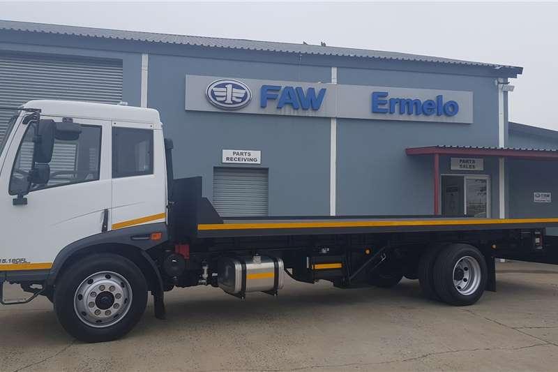 2021 FAW  15.180 FL Rollback 8 Ton, Semi Sleeper (Incl PTO)