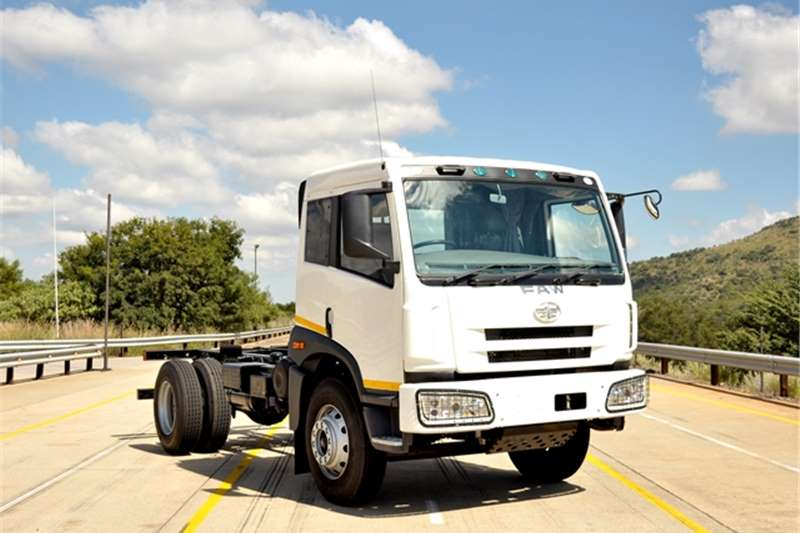 2020 FAW  16.240FT - Truck Tractor