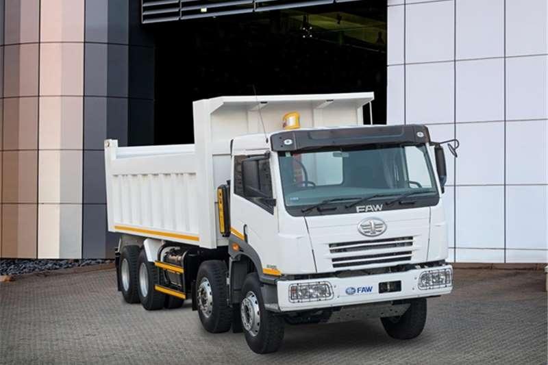 2020 FAW  35.340FD - 15m3 Tipper