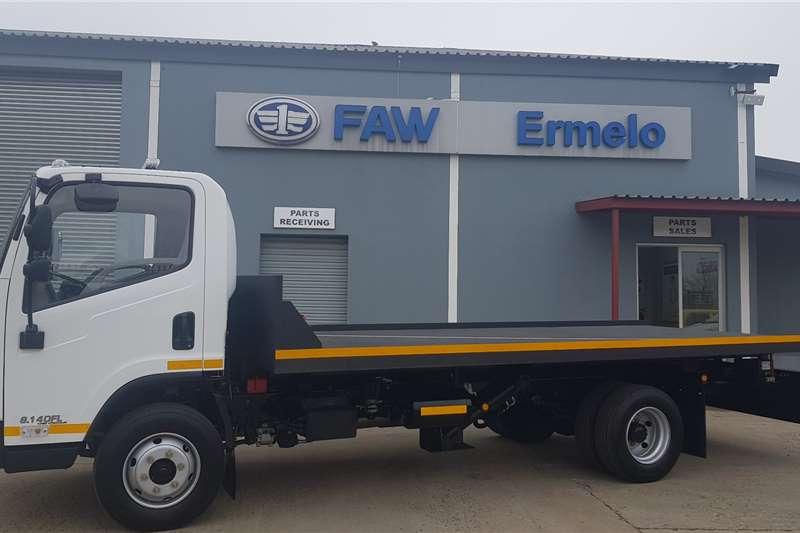 2021 FAW  5 Ton Rollback 8.140 FL (Incl PTO)