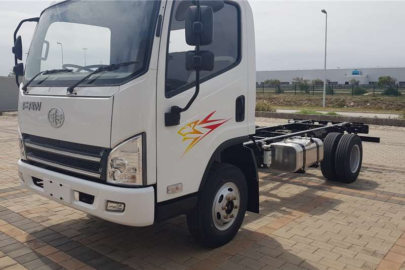 2021 FAW  6.130FL Chassis Cab