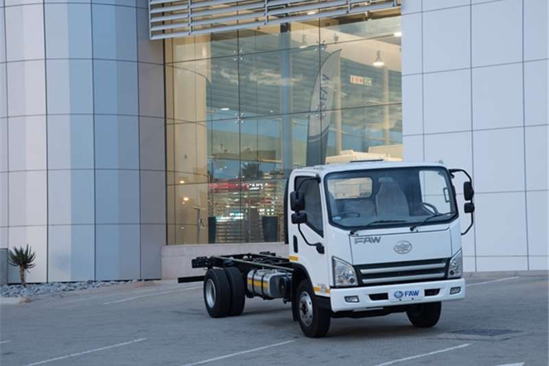 2020 FAW  8.140FL - New Chassis Cab