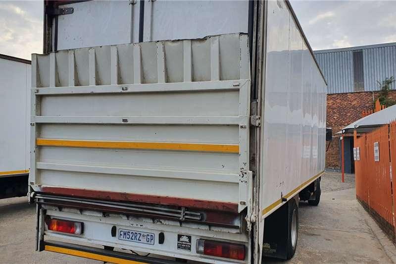 FAW 15 180 Box trucks