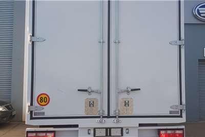 FAW 8.140 FL Van Body 5 Ton Box trucks