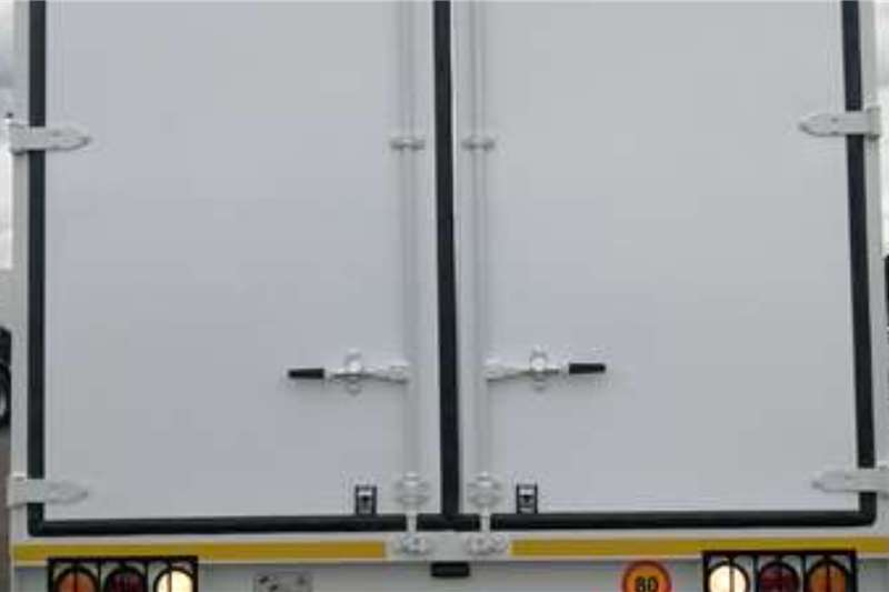 FAW FAW 15.180 – Van Body / Box Body / Closed Body Box trucks