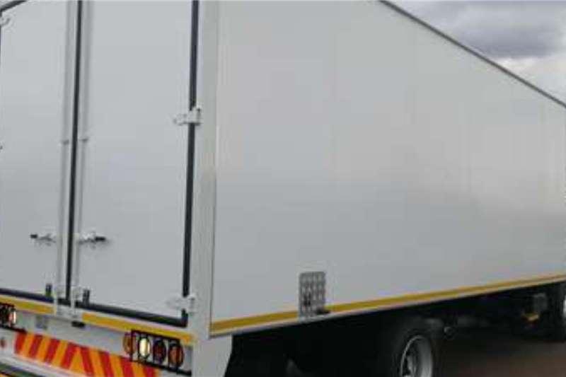 FAW FAW 15.180 – Van Body / Box Body / Closed Body Box trucks