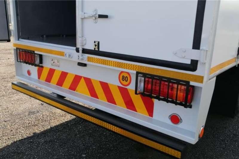FAW FAW 6.130 – Van Body / Box Body / Closed Body Box trucks