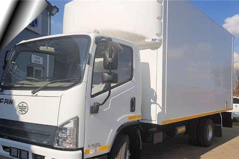 FAW FAW 8.140 – Van Body / Box Body / Closed Body Box trucks