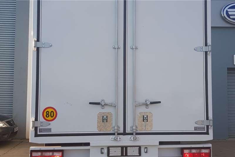 FAW FAW 8.140FL Van Body Box trucks