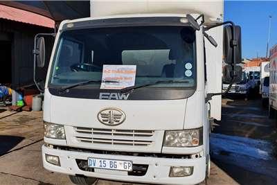 FAW FL15 180 Box trucks