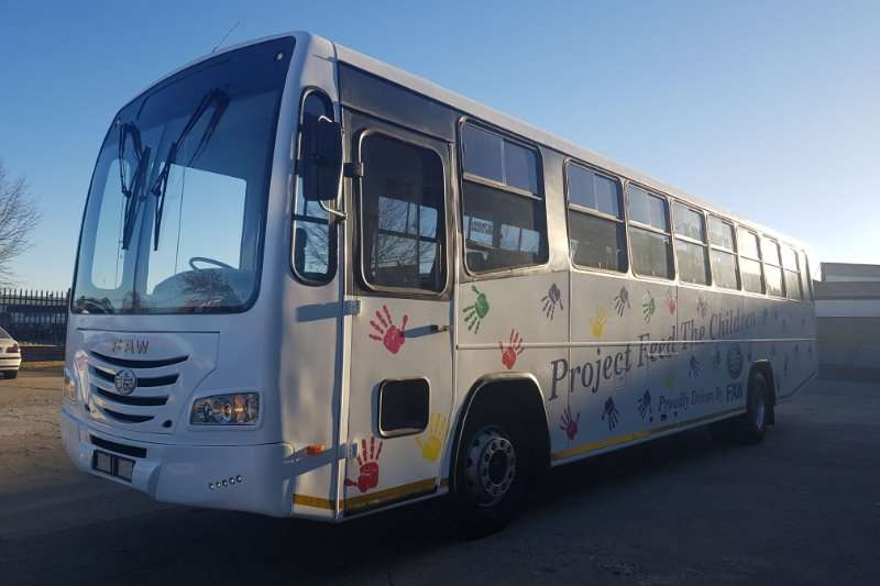 FAW 60 seater 60 Seater Bus Buses