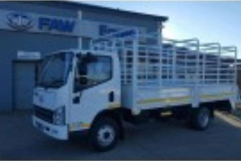FAW Cattle body trucks 8.140 5 Ton 2020