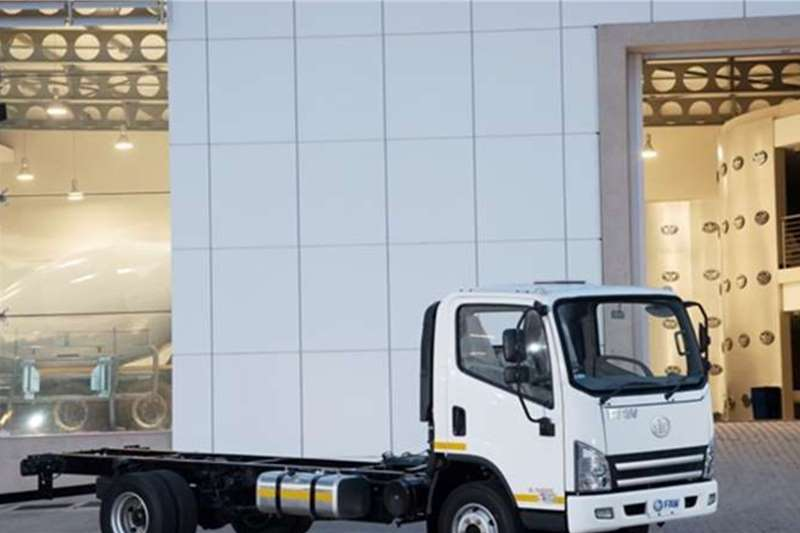 2021 FAW  Chassis Cab 8.140FL 5 Ton