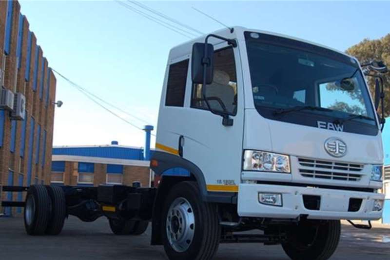 FAW 15.180 FL Chassis Cab Chassis cab trucks