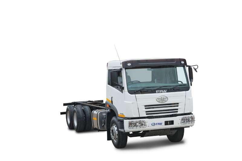 FAW Chassis cab trucks 28.330 FL 13.5 Ton 2019
