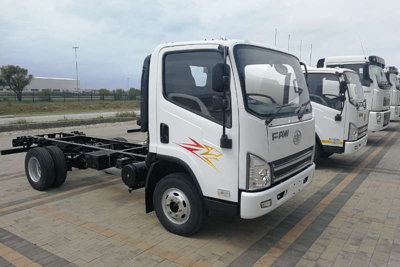 FAW Chassis cab trucks 6.130FL 3,5T 2019