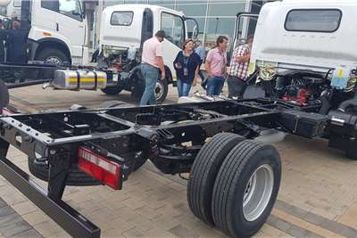 FAW 6.130FL Chassis Cab Chassis cab trucks