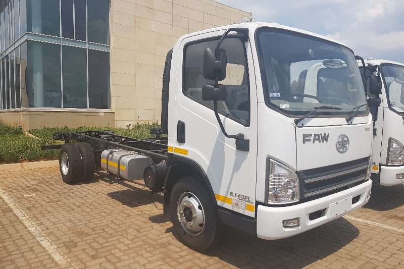 FAW Chassis cab trucks 8.140 5 Ton Truck 2020