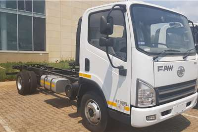 FAW Chassis Cab 8.140 FL 5 Ton Chassis cab trucks