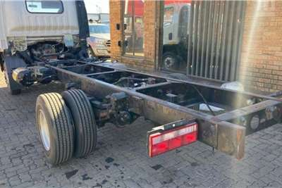 FAW FAW 8.140FL Chassis cab Chassis cab trucks