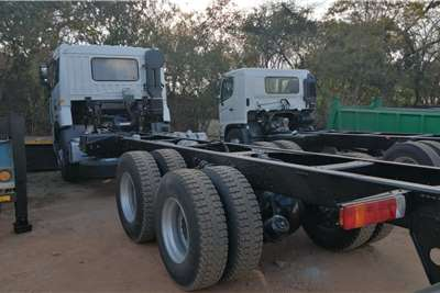 FAW J5N 28 290 FL 13 5 Ton Chassis Cab incl PTO Chassis cab trucks