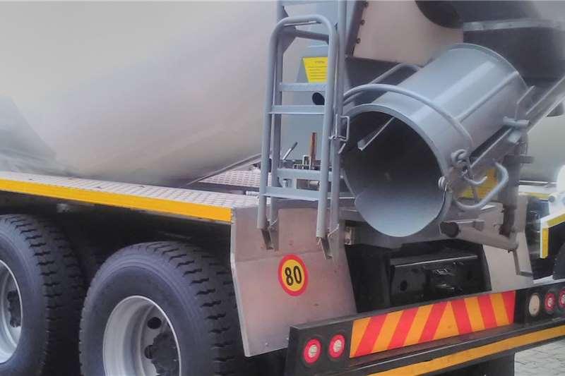FAW 35.330 6m3 mixer Concrete mixer trucks