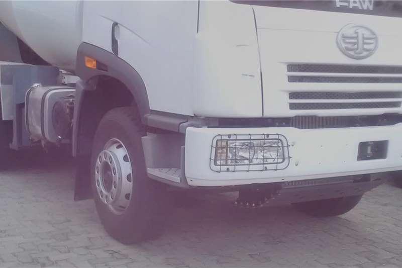 FAW Concrete Mixer Trucks 35.330 6m3 mixer