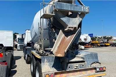 FAW 8 Cube Concrete mixer trucks