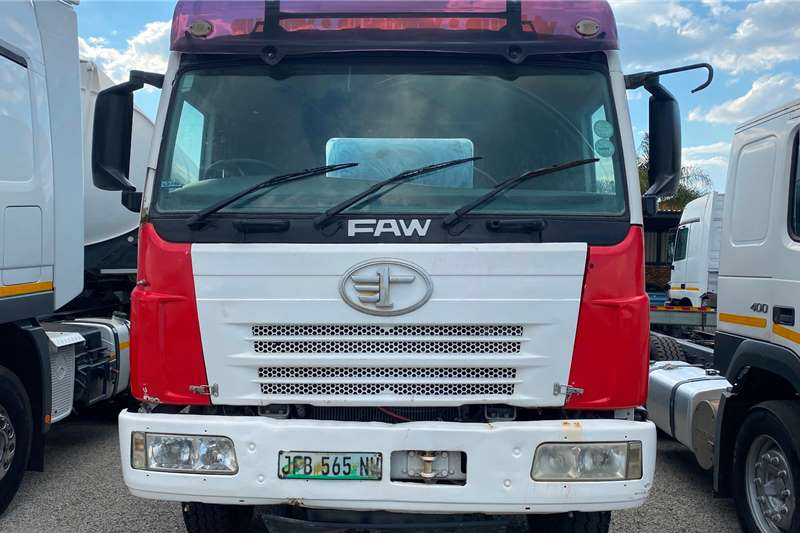 FAW 8 Cube Mixer Well looked After Concrete mixer trucks