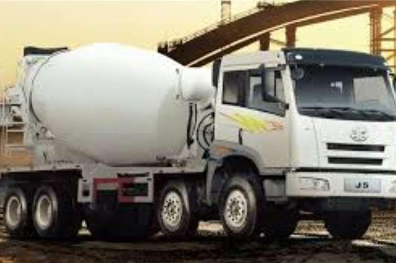FAW Concrete Mixer Trucks FAW 35.340 FC 8m3 Mixer 2020