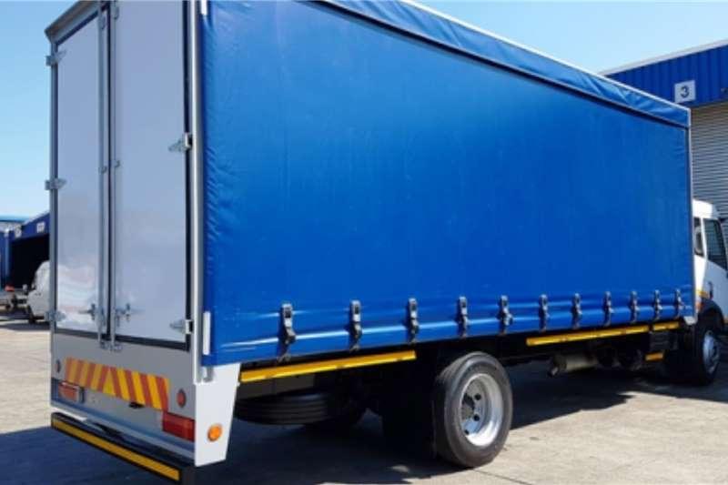 FAW 4x2 Tautliner 15.180 FL 8 Ton Curtain side trucks