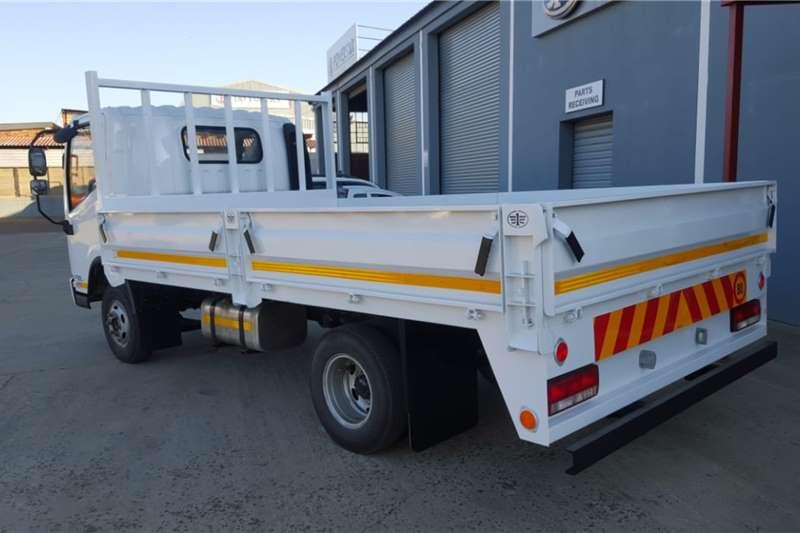 FAW 3.5 Ton Dropside 6.130 FL Dropside trucks