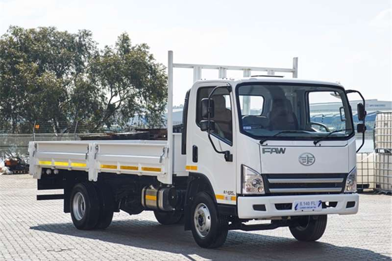 FAW 8.140FL   Drop Side Dropside trucks