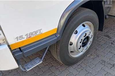 FAW FAW 15.180FT dropside Dropside trucks